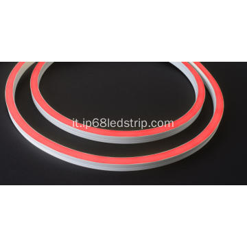 Evenstrip IP68 Dotless 1416 RED Bend Led Strip Light